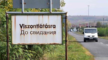 Ukrainos kaime užtrauktas Vengrijos himnas supjudė Budapeštą ir Kijevą