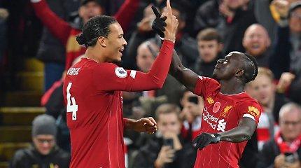 """Sirgalių balsas: geriausioje metų vienuolikėje – """"Liverpool"""" žaidėjų desantas"""