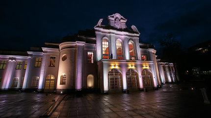 Už 4 mln. eurų bus atnaujinta Kauno muzikinio teatro scena