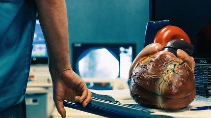 Antrą kartą atlikta širdies transplantacija sugrąžino Nerijui visavertį gyvenimą