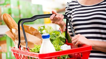 Rusijos centrinis bankas sukritikavo mėginimus kontroliuoti maisto produktų kainas