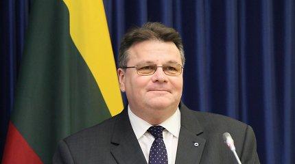 Lietuva kviečia konsultacijų savo ambasadorių iš Minsko