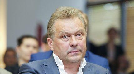 """R.Perveneckas: """"Aprangos"""" pardavimų mažėjimą Latvijoje lėmė tinklo pertvarka"""
