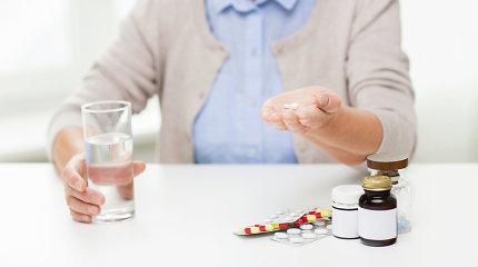 Gydytojos paaiškino, kada būtina vartoti antibiotikus, o kada vartoti jų negalima