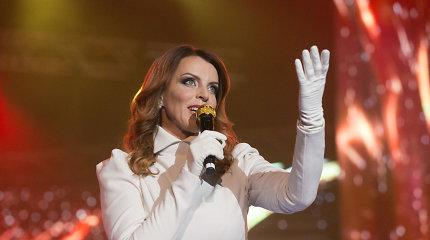 Už I.Valinskienės koncerto reklamą LRT laidoje – beveik 2 tūkst. eurų bauda
