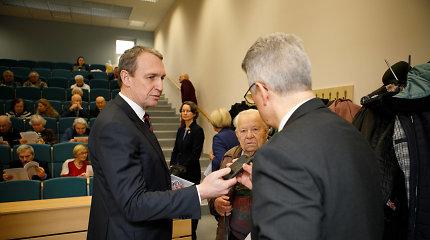 Kartų solidarumo sąjungos vairą perėmęs A.Juozaitis: tikimės 20–30 vietų Seime