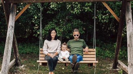Linas Adomaitis švenčia 45-ąjį gimtadienį
