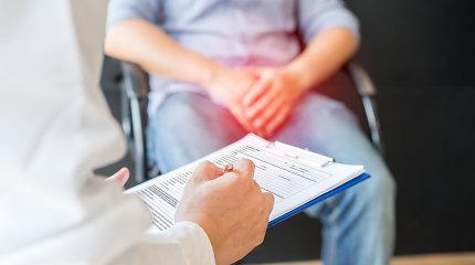 Gydytojas įspėja: pasaulyje kas 45 minutes dėl prostatos vėžio miršta po vyrą, liga pasiglemžia vis jaunesnius