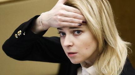 Buvusi aneksuoto Krymo prokurorė ir mangos žvaigždė paskirta Rusijos ambasadore