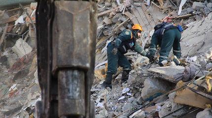 Sprogimo Magnitogorsko daugiabutyje aukų padaugėjo iki 39
