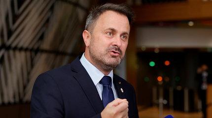 Koronavirusu užsikrėtęs Liuksemburgo premjeras paleistas iš ligoninės