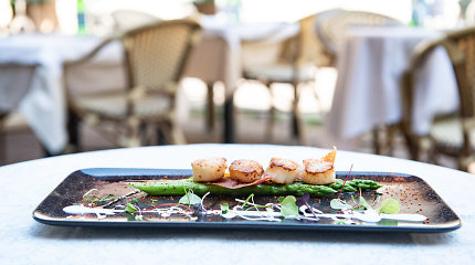 """30 geriausių restoranų. 13 vieta: stabiliausio meniu restoranas trisdešimtuke – """"Saint Germain"""""""