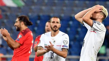 Prieš dvikovą su Lietuva Europos čempionai vėl nelaimėjo