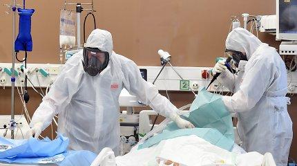Ligoninė priversta neigti nemokšiškai suklastotą raštą apie COVID-19