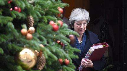 Septyni konservatoriai, galintys užimti Th.May vietą Jungtinės Karalystės premjero poste