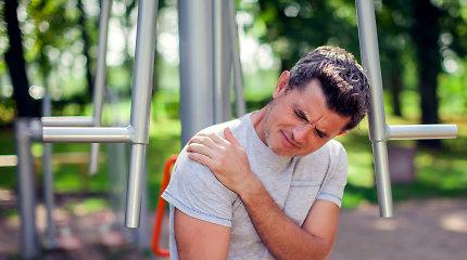Neignoruokite peties skausmo – gali skaudėti ne tik dėl traumos. Ortopedo-traumatologo patarimai
