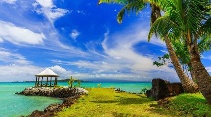 Diena, kurios niekada nebuvo: kodėl Samoa saloje 2011-ieji buvo diena trumpesni negu likusiame pasaulyje?