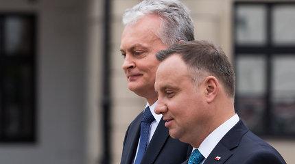 Politologas: G.Nausėdos sprendimas vykti į Lenkiją, o ne Izraelį – teisingas