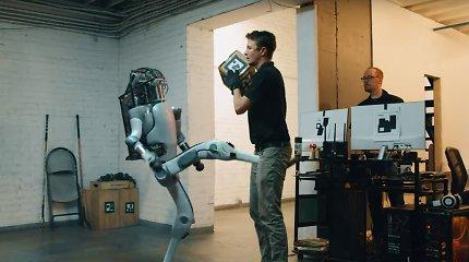 Apdaužytas, apspardytas, patyčias patyręs robotas atsisuko prieš skriaudėjus: nors tai netiesa, bet susimąstyti verčia