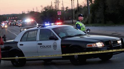 Jungtinėse Valstijose keturiolikmetis nušovė penkis savo šeimos narius