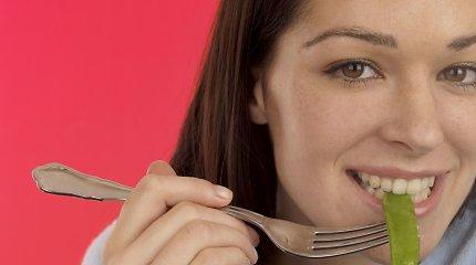 Patyrusi priešlaikinę menopauzę garsi veganė vėl pradėjo valgyti mėsą