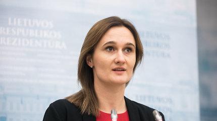 Viktorija Čmilytė-Nielsen: Mokinių žinių kokybė kris. Tam turime ruoštis jau šiandien