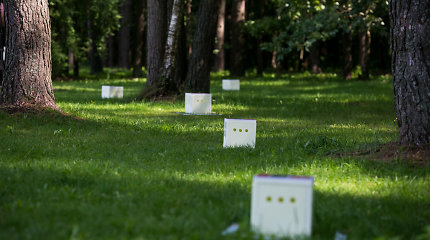 Vingio parke pristatytos erkių gaudyklės: mokslininkai abejoja efektyvumu