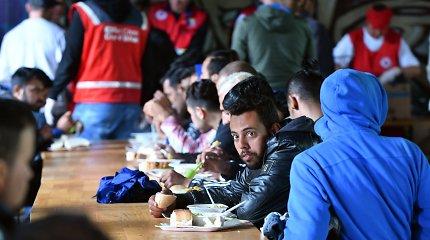 Migrantai Bosnijoje
