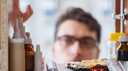 Koronavirusas medikamentų tiekimo nesutrikdė, vaistų pritrūksta dėl kitų priežasčių