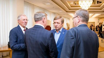Ramūnas Karbauskis svarsto trauktis iš LVŽS frakcijos seniūno pareigų