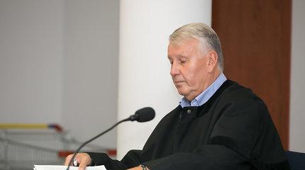 Buvęs advokatas D.Zagreckas teigia savo iniciatyva siūlęs pinigų teisėjui G.Čekanauskui