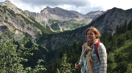 Lina Ever: Skaičiuojant gyvenimą. Pernai nuėjau apie 530 km