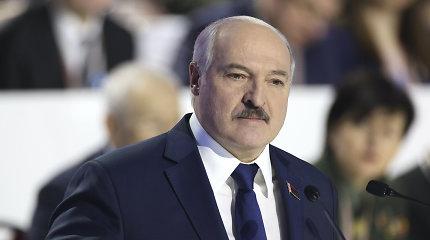 Lukašenka pagrasino Europai blokuoti tranzitą į Rusiją ir Kiniją