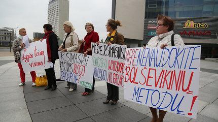 Mokytojai prieš Vilniaus savivaldybę: kodėl mums atimamos pamokos ir pinigai?