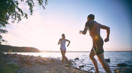Ar tikrai sportas padaro mus laimingesnius nei pinigai?