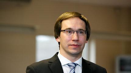 """M.Mikalajūnas: pirkdama dujas iš įvairių šaltinių, Lietuva didina konkurenciją """"Gazprom"""""""