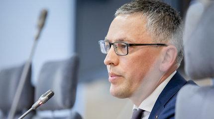 """""""MG Baltic"""" byloje prieš valstybę teismas atsisakė priimti patikslintą ieškinį dėl V.Bako"""