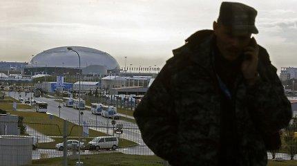 Prieš olimpines žaidynes Sočis virsta ypatingo režimo kurortu
