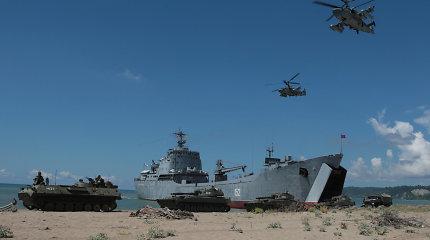 NATO vadovas paragino Rusiją išvesti savo pajėgas iš Abchazijos ir Pietų Osetijos