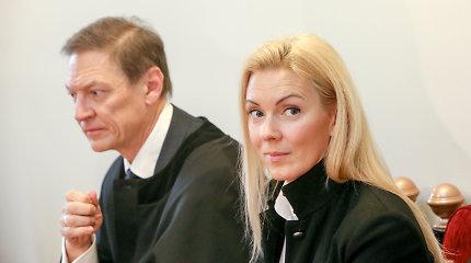 V.Vonžutaitė Darbo partijos byloje lieka nuteista už apgaulingos apskaitos organizavimą