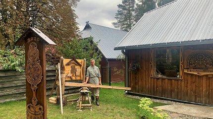 Čekauskų etnografijos muziejus Lekėčiuose – senųjų amatų pastogė