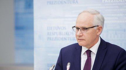 Švietimo ministras A.Monkevičius – mokytojas iš Rietavo, grįžtantis į jau pažįstamą postą