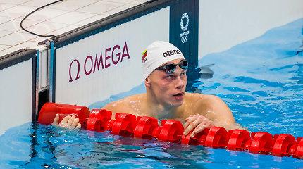 """Buvęs olimpietis jau anksčiau matė blogus signalus: """"Tai nėra tas Danas"""""""