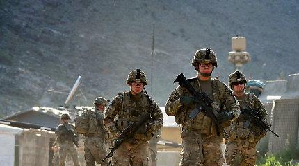 JAV neigia, kad visuomenei buvo meluojama apie pažangą Afganistano kare