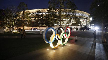 Koronavirusas gąsdina toliau: klaustukas pakibo ir virš Tokijo olimpinių žaidynių