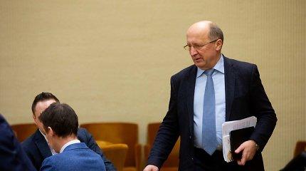 Kovoje dėl Europos Tarybos vadovo posto A.Kubilius konkuruos su belgu, graike ir kroate