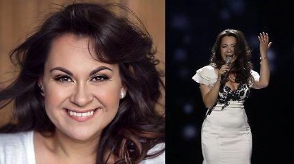 """Po dešimtmečio į """"Eurovizijos"""" atranką turėjusi grįžti Evelina Sašenko traukiasi: kalta pandemija"""