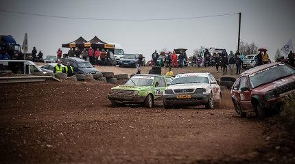 Sekmadienį Uoginių autokroso trasoje – autosporto sezono uždarymo šventė
