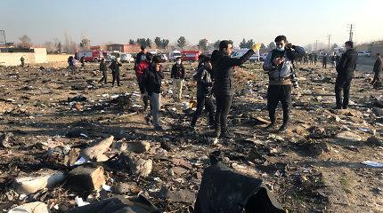 H.Rouhani: Iranas privalo nubausti visus asmenis, atsakingus už lėktuvo katastrofą