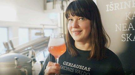 """""""Kalnapilio"""" aludarė apie populiarėjančius nealkoholinius kokteilius: kaip kuriami nauji skoniai?"""
